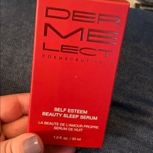 Dermelect self esteem beauty sleep serum-Unopened